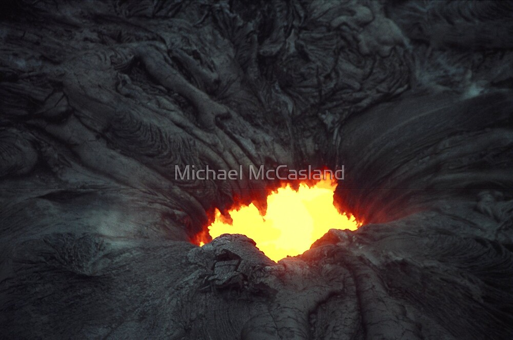 Lave Hole by Michael McCasland