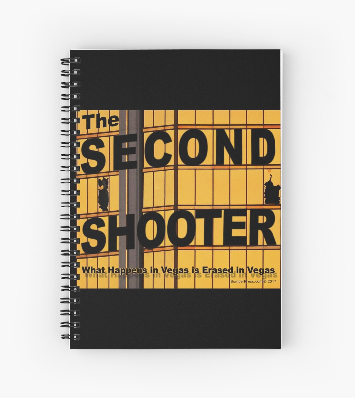 The Second Shooter by EyeMagined