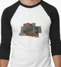 The Void 2 collage T Men's Baseball ¾ T-Shirt