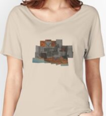 The Void 2 collage T Women's Relaxed Fit T-Shirt