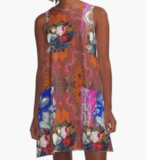 tracy porter/ jungle A-Line Dress