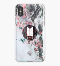BTS Army Logo Marble v1 iPhone Case/Skin