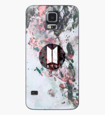BTS Army Logo Marble v1 Case/Skin for Samsung Galaxy