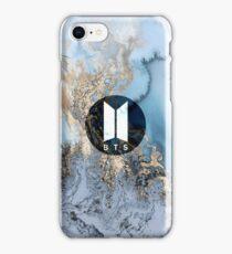 BTS Army Logo Marble v2 iPhone Case/Skin