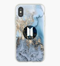 BTS Army Logo Marble v2 iPhone Case