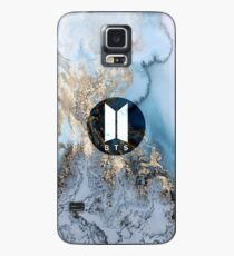 BTS Army Logo Marble v2 Case/Skin for Samsung Galaxy