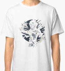 Gas mask Scissors Classic T-Shirt