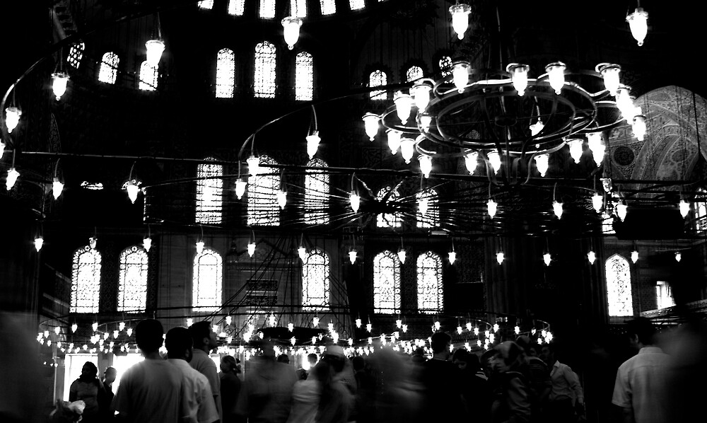 Blue Mosque, Istanbul by alexaism