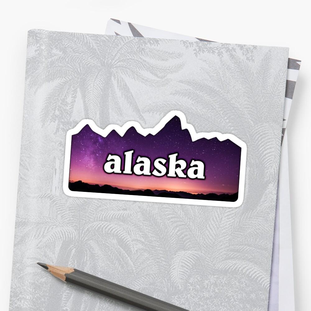 Alaska by garci