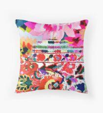 tracy porter/ orient Throw Pillow