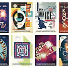 Series Ten in Space and Time by Stuart Manning