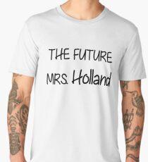 the future mrs. holland Men's Premium T-Shirt