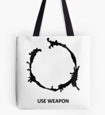 Use Weapon Tote Bag
