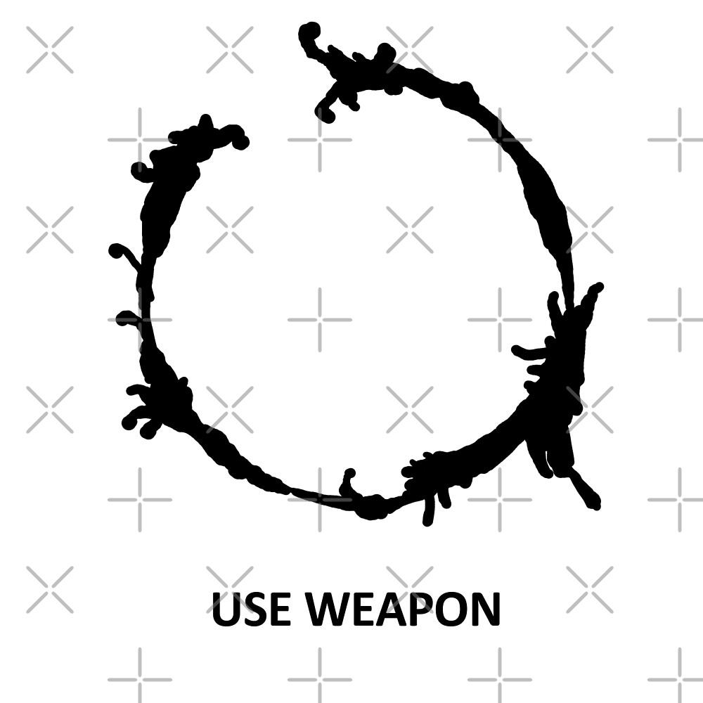 Use Weapon by Michael Prescott