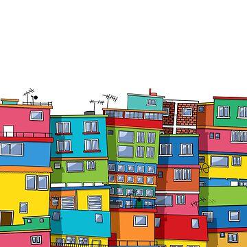 Favela by lirch