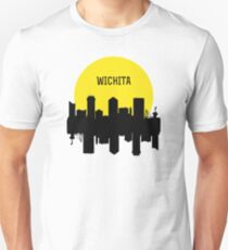 Wichita Skyline Unisex T-Shirt