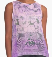 tracy porter/ dreaming Contrast Tank