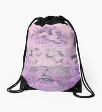 tracy porter/ dreaming Drawstring Bag
