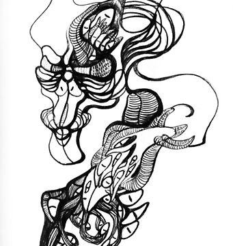 god of cataract by Switlanar