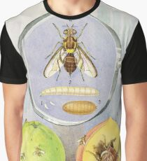 Queensland Fruit Fly Graphic T-Shirt