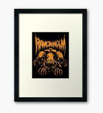 Ravenholm Framed Print