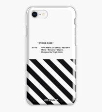 OFF WHITE IPHONE CASE iPhone Case/Skin