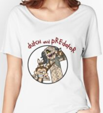 Dutch and Predator Women's Relaxed Fit T-Shirt