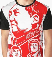 Mao Zedong  Graphic T-Shirt