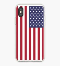 American Flag iPhone Case