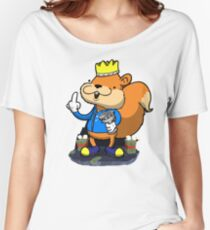 King of all the land! Women's Relaxed Fit T-Shirt