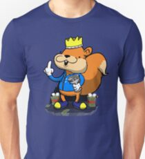 King of all the land! Slim Fit T-Shirt