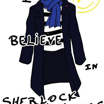 Believe in Sherlock by Trannes