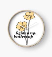 hippo campus buttercup Clock