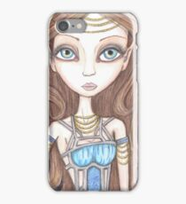 Scifi fantasy art iPhone Case/Skin