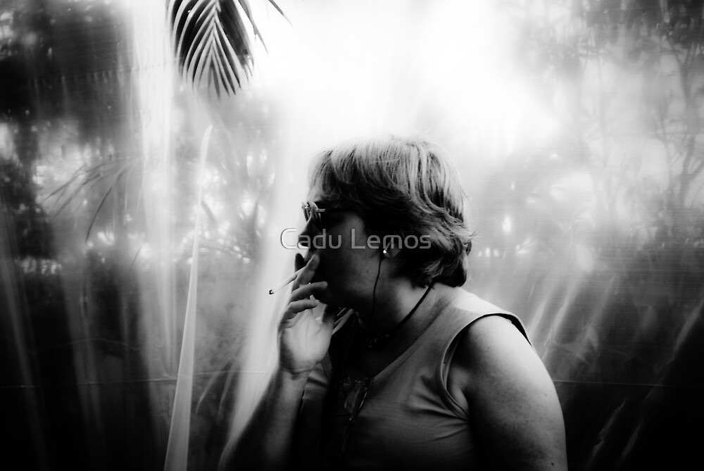 plastic jungle  by Cadu Lemos