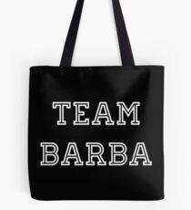 Team Barba Tote Bag