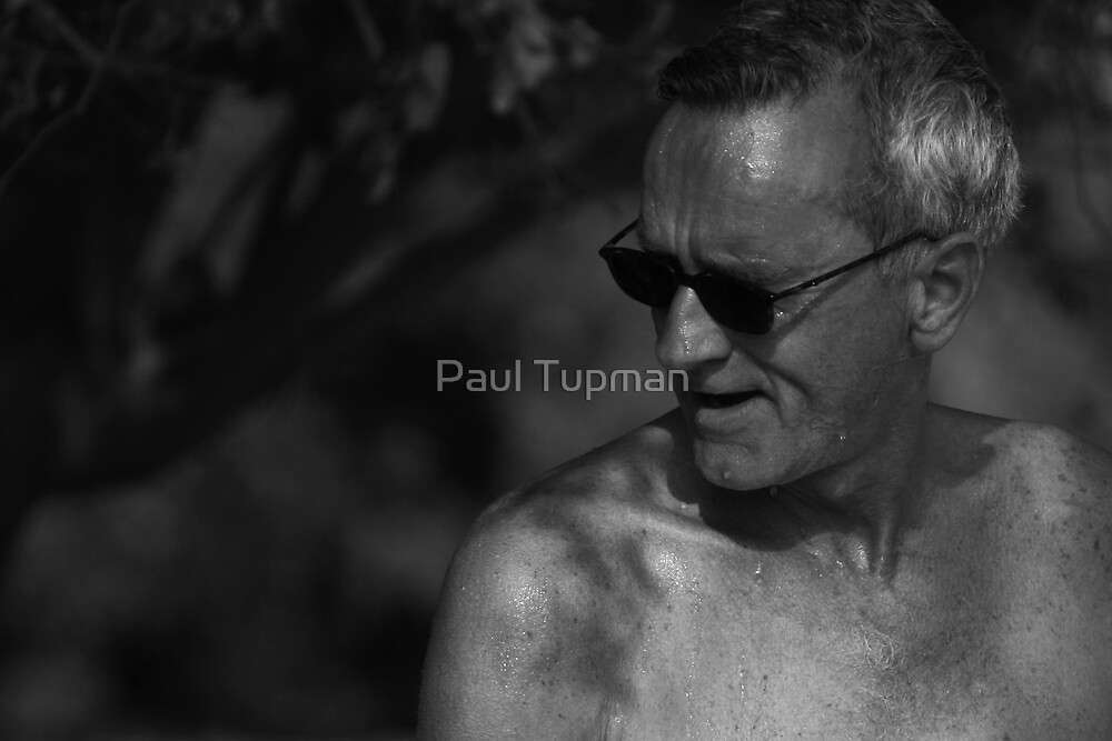 Looking Back by Paul Tupman