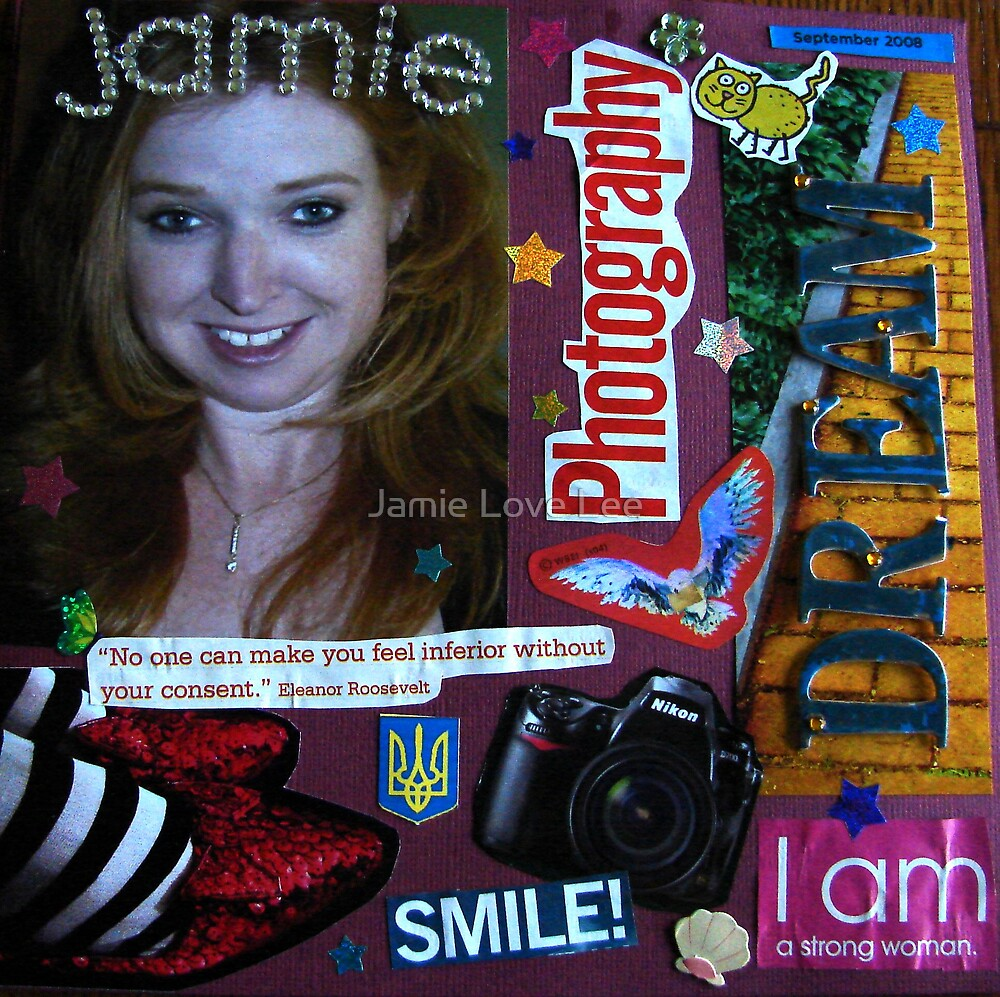 Snail Mail Project #1 by Jamie Lee