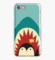 Hi! iPhone Case/Skin
