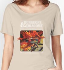 Dungeons and Dragons Red Box (Remastered) Women's Relaxed Fit T-Shirt