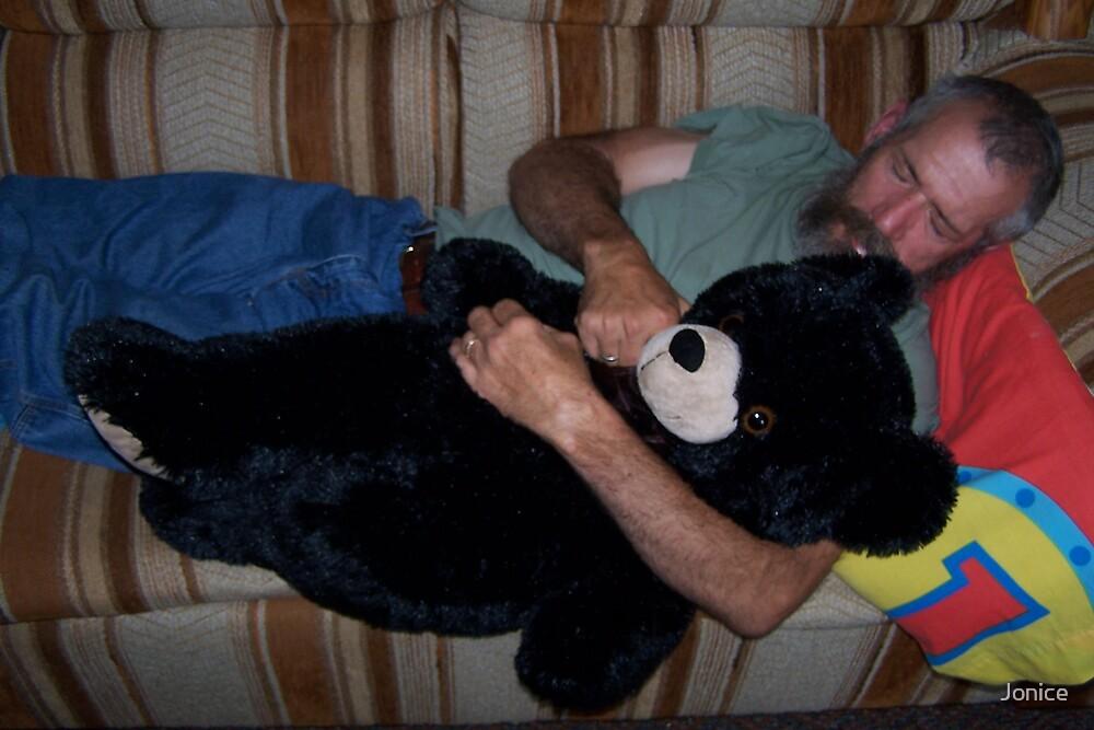 My 2 Teddy Bears by Jonice