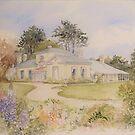 Woolmers Estate by Muriel Sluce by Wendy Dyer