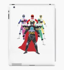 Power Rangers Lost Galaxy iPad Case iPad Case/Skin