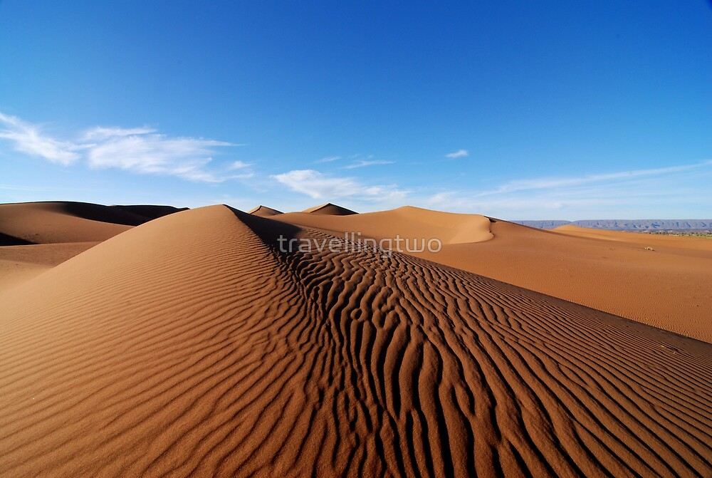 Chegaga Sand Dunes by travellingtwo