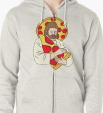 Pizza Jesus Kapuzenjacke