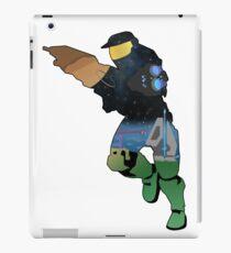 SPACE BODY MASTER CHIEF iPad Case/Skin