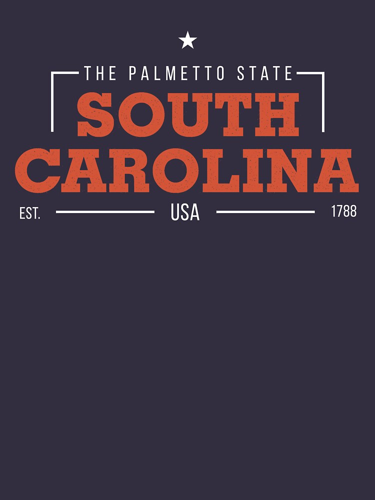 South Carolina American States Badge Design by Chocodole