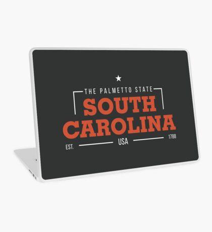 South Carolina American States Badge Design Laptop Skin
