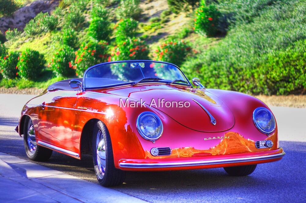 Porsche Speedster by Mark Alfonso