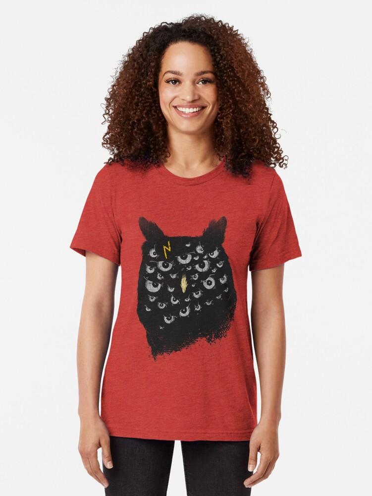 Alternative Ansicht von Die Unerhörte Kreatur Vintage T-Shirt